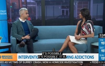 Breakfast Television Interview with Geri Bemister